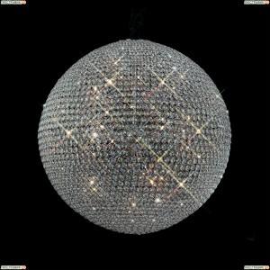 4600 Люстра подвесная хрустальная влагозащищенный Mantra Crystal, 3 лампы, хром, прозрачный