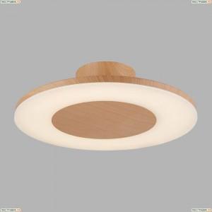 4494 Потолочный светильник большой под цвет дерева светодиодный Mantra (Мантра), Discobolo