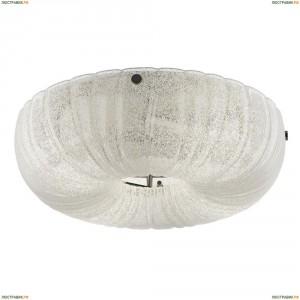820340 Люстра потолочная Lightstar Zucche, 4 плафона, хром, прозрачный