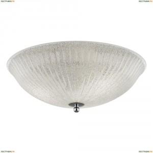 820830 Люстра потолочная Lightstar Zucche, 3 лампы, белый с прозрачным
