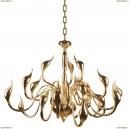 751242 Люстра подвесная Lightstar Cigno Collo, 24 лампы, золото