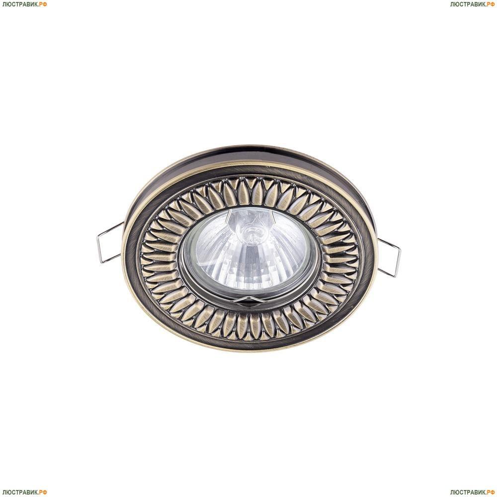DL301-2-01-BS Встраиваемый светильник Maytoni (Майтони), Metal