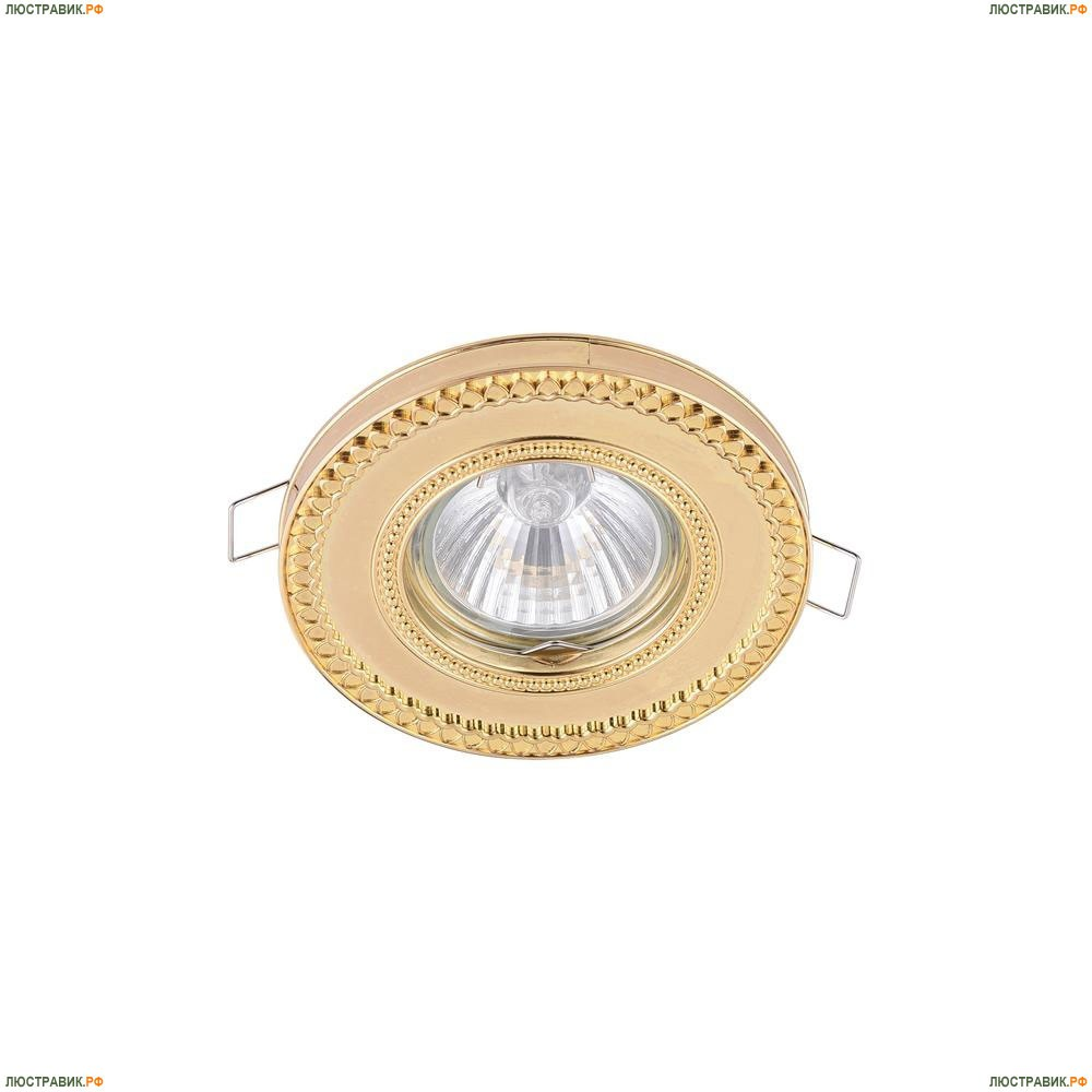 DL302-2-01-G Встраиваемый светильник Maytoni (Майтони), Metal