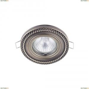 DL302-2-01-BS Встраиваемый светильник Maytoni (Майтони), Metal