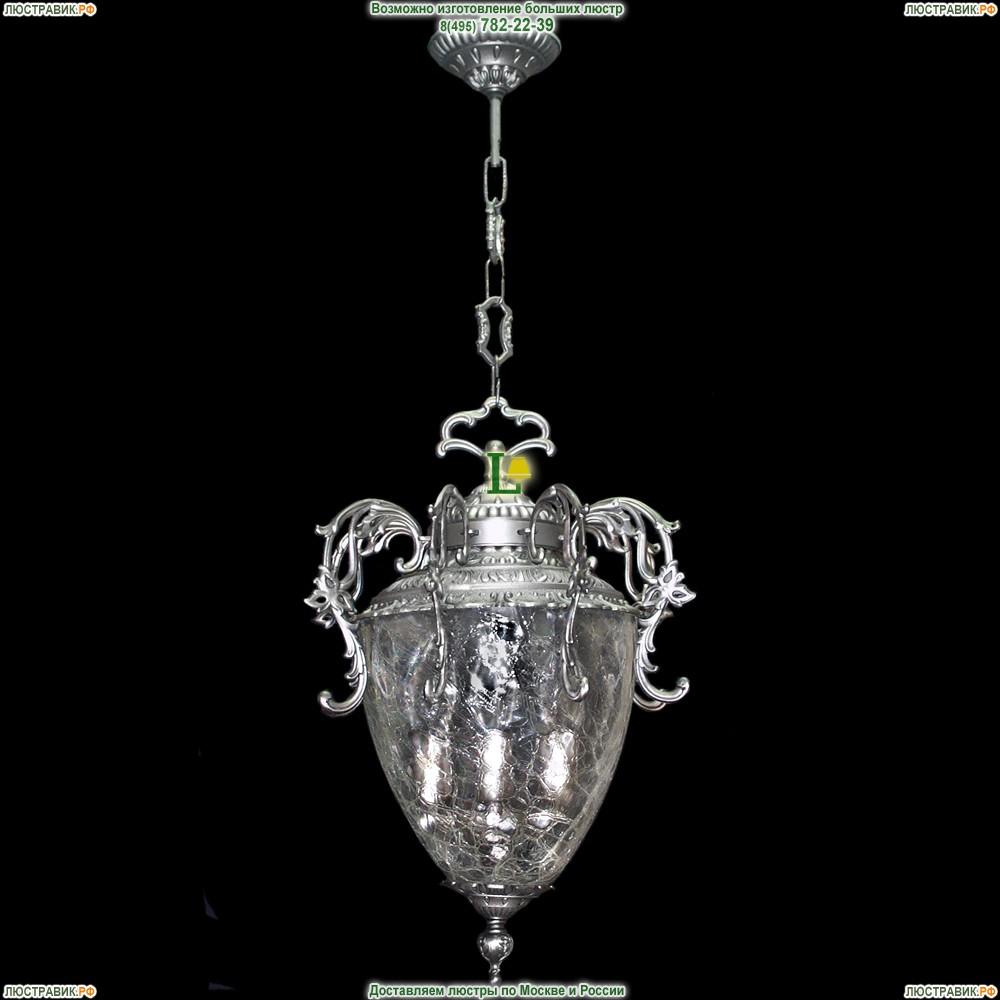 НСБ21-3х60-410 Кармина/серебро Люстра подвесная Epicentr (ЭПИцентр)