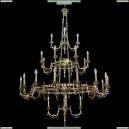 НСБ21-32х60-320 Толедо/золото Люстра подвесная Epicentr (ЭПИцентр)