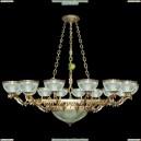 НСБ21-20х60-200 Амато/золото Люстра подвесная Epicentr (ЭПИцентр)
