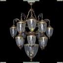 НСБ21-18х60-180 Гемма/кр/патина Люстра подвесная Epicentr (ЭПИцентр)