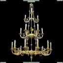 НСБ21-21х60-210 Эль Пассо/золото Люстра подвесная Epicentr (ЭПИцентр)