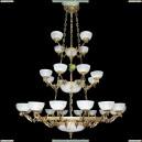 НСБ21-36х60-360 Каприччио/золото Люстра подвесная Epicentr (ЭПИцентр)