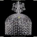 7715/22/3/Ni/R14 Хрустальная подвесная люстра Bohemia Ivele Crystal (Богемия)