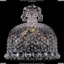 7715/30/FP/Balls Хрустальная подвесная люстра Bohemia Ivele Crystal (Богемия)