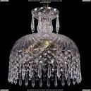 7715/30/FP/Drops Хрустальная подвесная люстра Bohemia Ivele Crystal (Богемия)