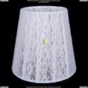 SH13 Абажур тряпочный на лампочку Bohemia Ivele Crystal (Богемия)