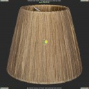 SH7-160 Абажур тряпочный на лампочку Bohemia Ivele Crystal (Богемия)