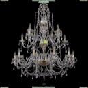 1411/20/360-115/2d/G Хрустальная большая люстра Bohemia Ivele Crystal (Богемия)