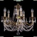 1701/5/181/C/GB Хрустальная подвесная люстра Bohemia Ivele Crystal (Богемия)