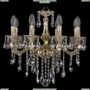1701/8/181/B/GI Хрустальная подвесная люстра Bohemia Ivele Crystal (Богемия)