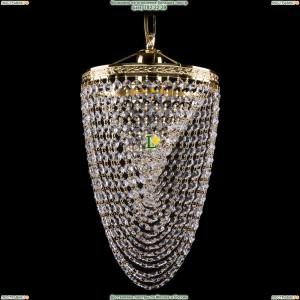 1921/20-21/G Хрустальная подвесная люстра Bohemia Ivele Crystal (Богемия)