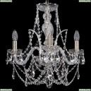 1411/3/160/Pa Хрустальная подвесная люстра Bohemia Ivele Crystal (Богемия)