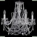 1411/4/160/Ni Хрустальная подвесная люстра Bohemia Ivele Crystal (Богемия)