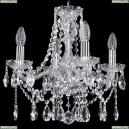 1413/4/141/Ni Хрустальная подвесная люстра Bohemia Ivele Crystal (Богемия)