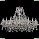 1411/20/400/G Хрустальная подвесная люстра Bohemia Ivele Crystal (Богемия)