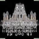1411/12/160/Pa Хрустальная подвесная люстра Bohemia Ivele Crystal (Богемия)