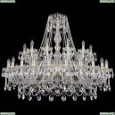 1411/24+12/460/G Хрустальная подвесная люстра Bohemia Ivele Crystal (Богемия)