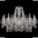 1411/16/300/G Хрустальная подвесная люстра Bohemia Ivele Crystal (Богемия)