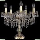 1410L/5/141-39/G/V0300 Настольная лампа Bohemia Ivele Crystal (Богемия), 1410