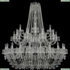1410/20+10+5/400/2d/Ni/V0300 Подвесная люстра Bohemia Ivele Crystal (Богемия), 1410