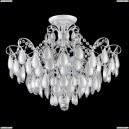 SEVILIA PL6 SILVER Светильник потолочный Crystal Lux (Кристал Люкс), SEVILIA