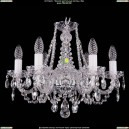 11.11.6.160.Cr.Sp Подвесная хрустальная люстра Art Classic (Арт Классик - Богемия)