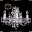 11.11.5.141.Cr.Sp Подвесная хрустальная люстра Art Classic (Арт Классик - Богемия)