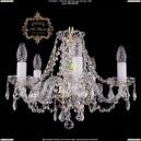 11.11.5.141.Gd.L Подвесная хрустальная люстра Art Classic (Арт Классик - Богемия)