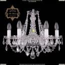 11.11.6.160.Cr.L Подвесная хрустальная люстра Art Classic (Арт Классик - Богемия)