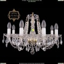 11.11.8.195.Gd.Sp Подвесная хрустальная люстра Art Classic (Арт Классик - Богемия)