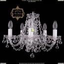 11.11.5.141.Cr.B Подвесная хрустальная люстра Art Classic (Арт Классик - Богемия)