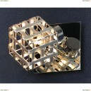 LSN-0801-01 Спот Lussole Lambardia, 1 плафон, хром с алюминием