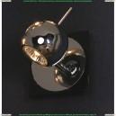 LSN-4601-01 Спот Lussole комбинированный Ticino 1 плафон
