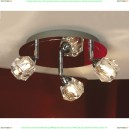LSQ-2001-03 Спот потолочный Lussole Atripalda 3 плафона